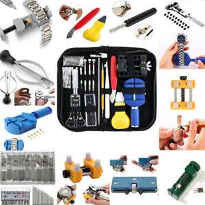 Watch-Opener-Hand-Watchmakers-Remover-Repair-Tools-Kit-Set-Adjustable-DIY
