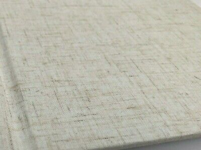 Oyster Book Binding Book Cloth Fabric 100/% Cotton Choose Size