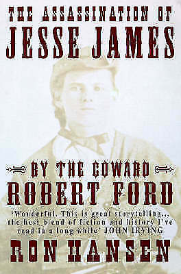 Assassination of Jesse James-ExLibrary