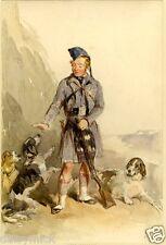 Cluny MacPherson Scottish Clan Chattan John Frederick Tayler 7x5 Inch Print