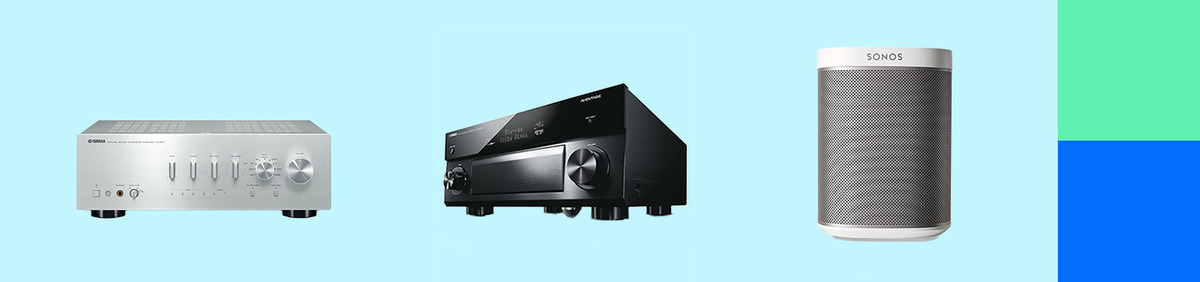 Shop Event Premium Home Audio Now Featuring Sonos, Yamaha, ELAC and more.