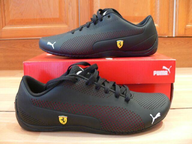 PUMA Ferrari Drift Cat 5 Ultra SF Shoes Scuderia Sneaker Black CORSA ... f621aa8af