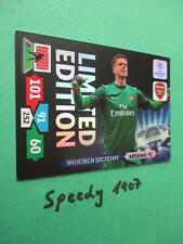 Champions League 2013 Limited edition Szczesny Arsenal Panini Adrenalyn 13 14