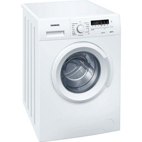 Siemens vaskemaskine, WM14B262DN, frontbetjent