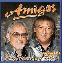 Mein-Himmel-auf-Erden-Echo-Gewinner-2011-von-Amigos-CD-Zustand-gut