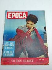 EPOCA 207 1954 GINA LOLLOBRIGIDA