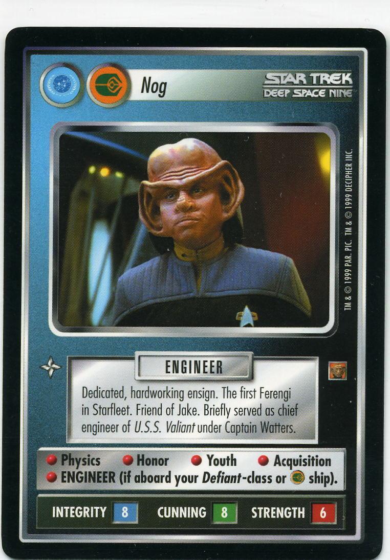 Star Trek Trek Trek CCG Rules of Aquisition Complete Mint Set Direct from Decipher. feba81