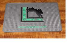 Hareline Mega Silicone Tying Pad with Logo and Smooth Reverse Side for Adhesives