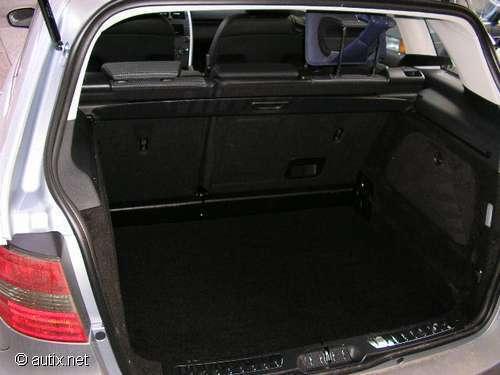 Kofferraummatte Teppich Mercedes B-Klasse W246 W 246 mit doppeltem Ladeboden