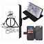 HARRY-POTTER-HOGWARTS-Wallet-Flip-Phone-Case-iPhone-4-5-6-7-8-Plus-X-comp thumbnail 8