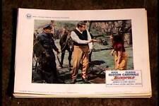 BLINDFOLD 1966 LOBBY CARD #7  ROCK HUDSON CLAUDIA CARDINALE