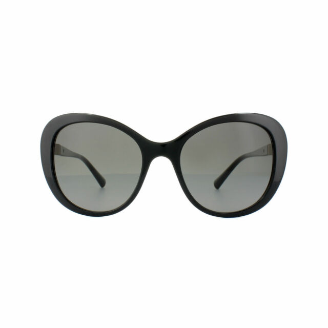 54358bfba5 Giorgio Armani Sunglasses AR8064 501711 56MM Black Frame Grey Lens Gradient