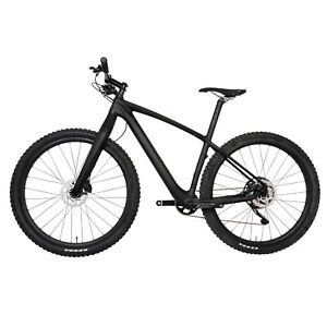 NEW-29er-Carbon-Bike-MTB-Complete-Mountain-Bicycle-Wheel-11s-Fork-Hardtail-21-XL