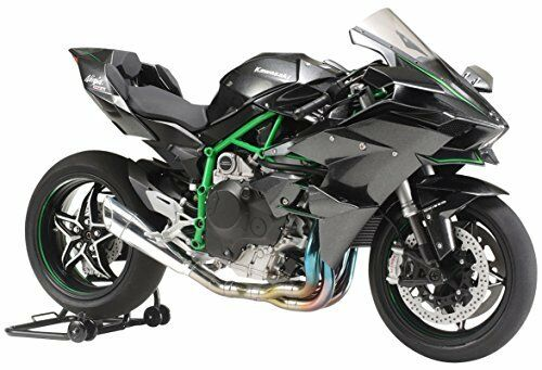 Tamiya 1 12 Moto Serie No.131 Kawasaki Ninja Ninja Ninja H2R modellolino Plastica 14131 27baf5