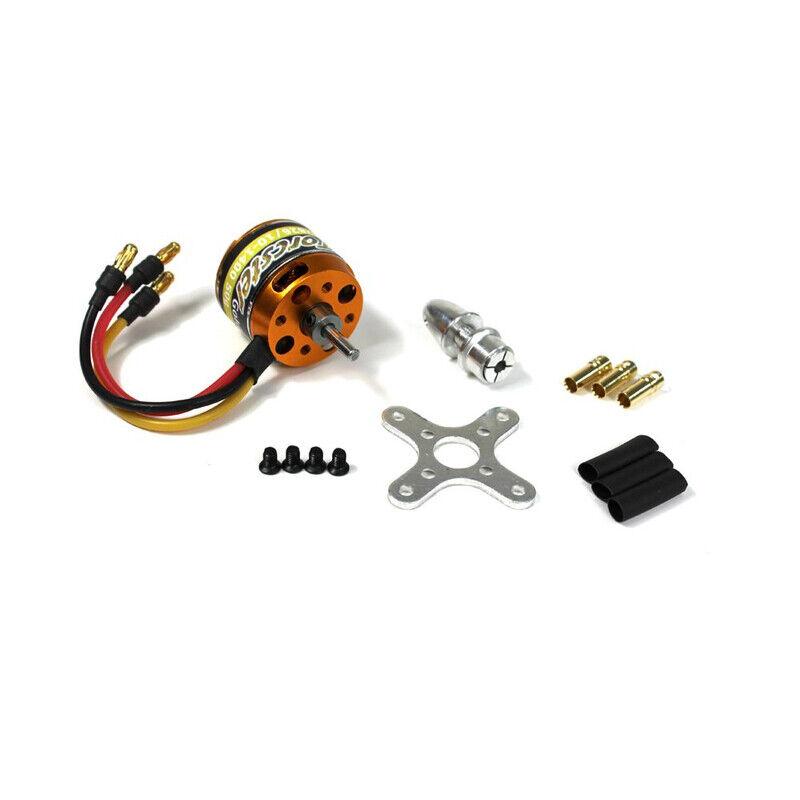 Torcster Brushless gold A2826 10-1400 50g - Elektro Motor bis 832g Schub