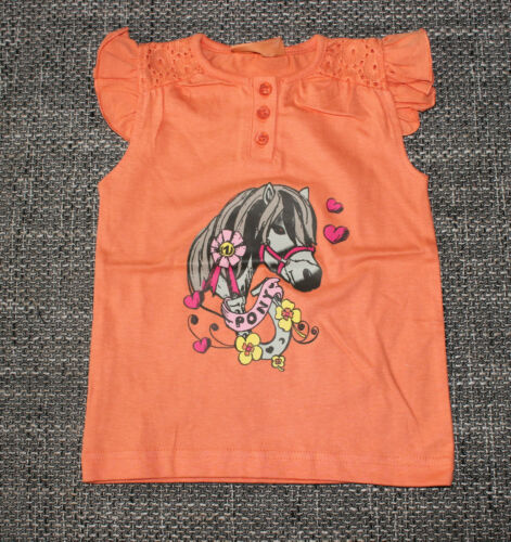 Baby Mädchen T-Shirt Shirt Sommer AUSWAHL  Größe  62-86  NEU