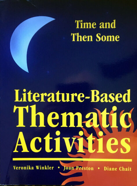 Literature-Based Thematic Activities Winkler et al Softcover BRAND NEW