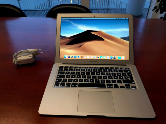 MacBook Air, 13 tommer Mid 2012, 1,8 GHz Intel Core i5 GHz,…