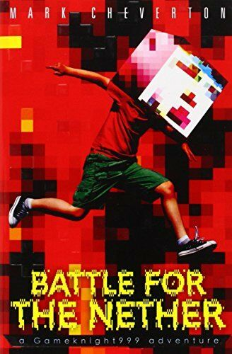 1 of 1 - Battle for the Nether: a Gameknight999 Adventure (Gameknight999 Adventure 2) By