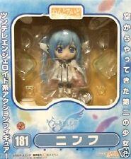 Used Good Smile Company Nendoroid 181 Sora no Otoshimono Forte Nymph Painted
