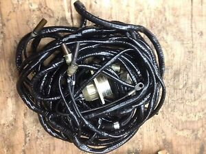 s l300 5 ton 6x6 military g 744 wrecker chassis wiring harness nos jeep m38a1 wiring harness at reclaimingppi.co