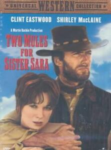TWO-MULES-FOR-SISTER-SARA-NEW-DVD