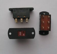 ITW SE-1022 VOLTAGE SELECTOR SWITCHES (4 PCS)