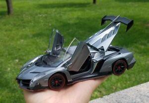 2013 Lamborghini Veneno Toy Car 1 24 Diecast Racing Supercar Metal