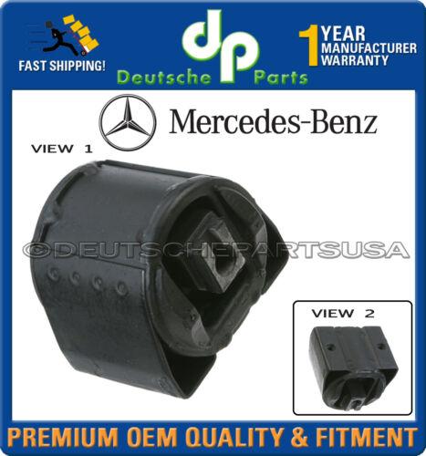 MERCEDES W210 E430 E320 4MATIC GENUINE TRANSMISSION MOUNT OE MB 2102400618