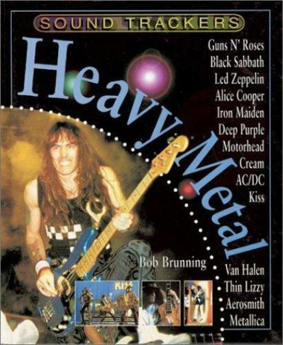 Heavy Metal Hardcover Bob Brunning