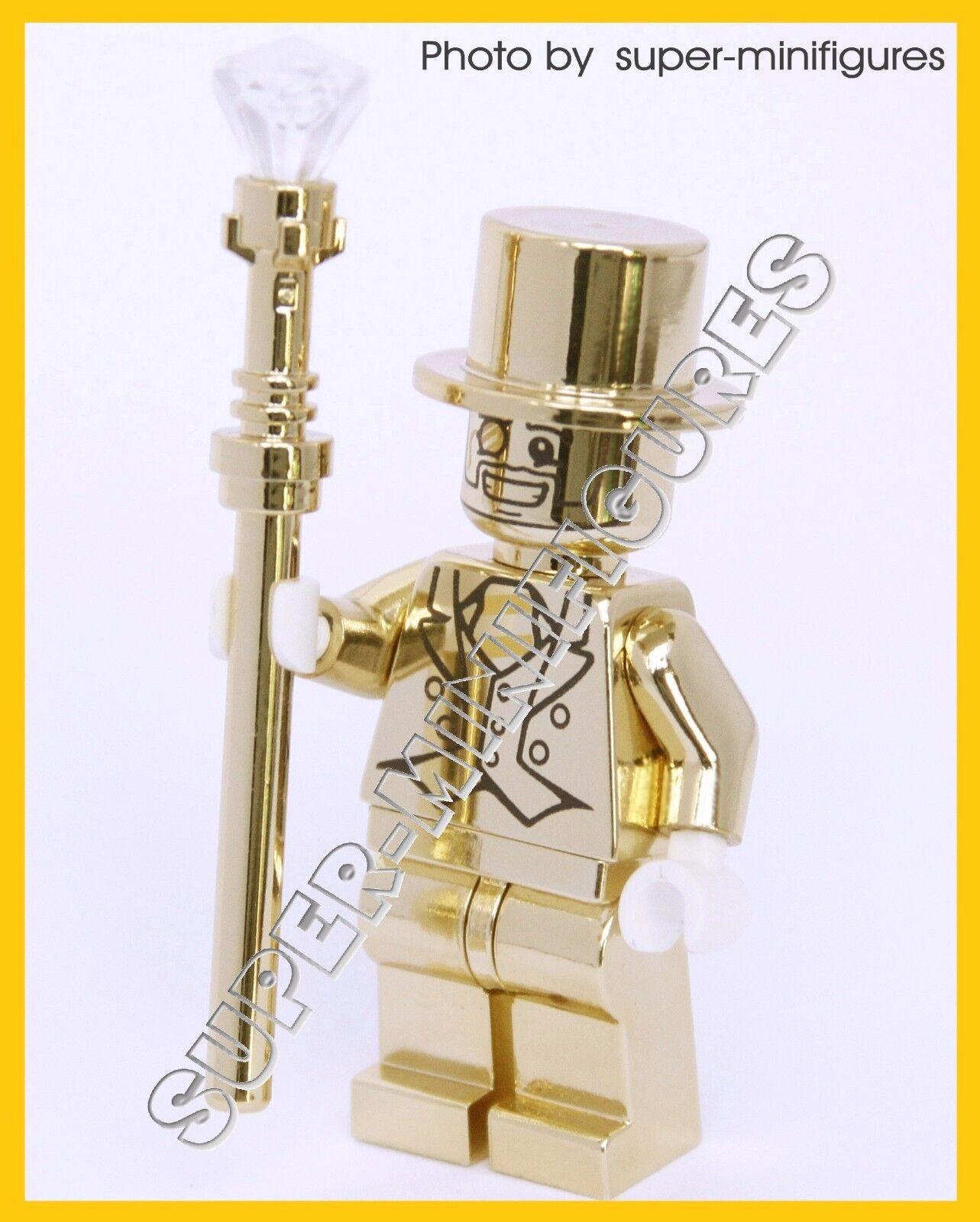 2x MR.oro Minifigures series 10   lego custom