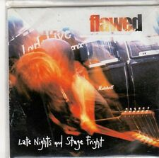 (EQ562) Flawed, Late Nights And Stage Fright - 2003 double DJ CD