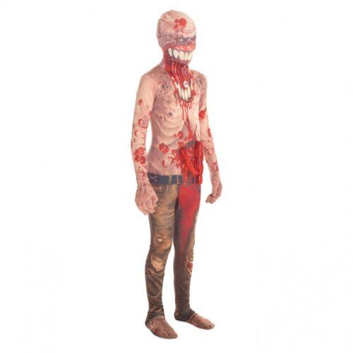 Exploding Guts Zobie Kids Morphsuit Halloween Costume