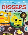 The Diggers Sticker Activity by Parragon (Paperback / softback, 2015)