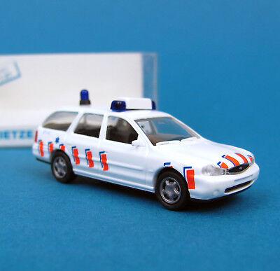 Rietze H0 50891 FORD Mondeo Kombi Feuerwehr NL Niederlande NAW OVP HO 1:87 box