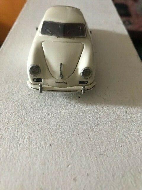 Porsche 356 A Street 1953 Version PRJ10 D Factory Built  Resin from BBR 1 43