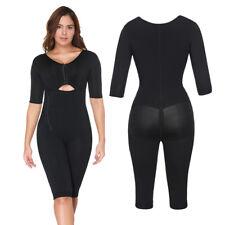 d7bdea6fa Bodysuit Full Body Shaper Post Surgery Seamless Fajas Compression Garment  Shaper