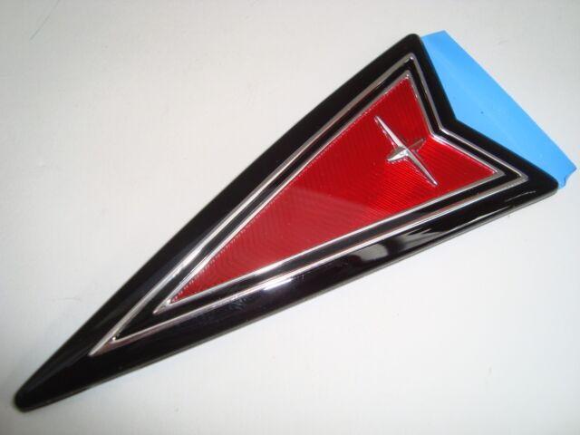LARGE GENUINE GM PONTIAC Emblem Trans Sport G6 G8 Trans Am Grand GTO NEW