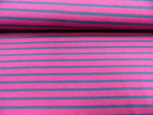 """Vestidos de tela hilco /""""campan/"""" original Jersey falleció por cada 50 cm BW-mischg. color"""