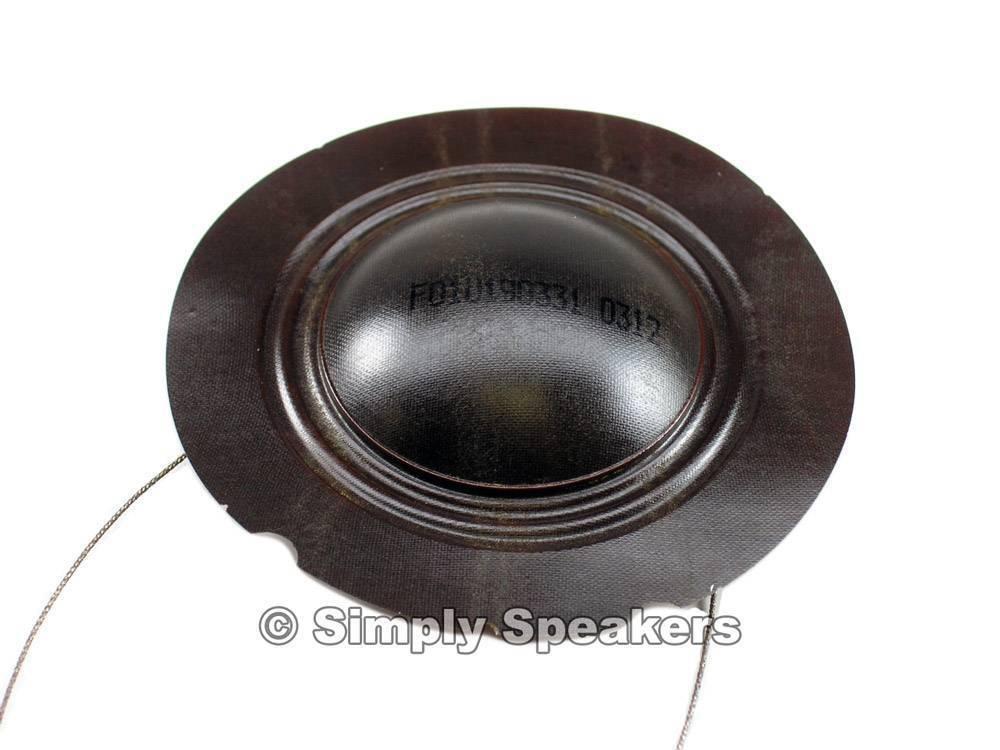 EV  Factory Speaker Diaphragm 89753A Electro Voice Tweeter Repair Part