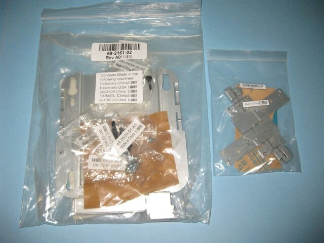 Cisco Aironet Universal Mounting Kit Wall Bracket /& Recessed T-Rail Adapter