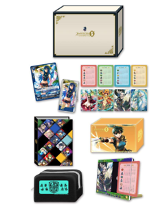 TCG Fire Emblem Cipher FAN BOX BLACK C95