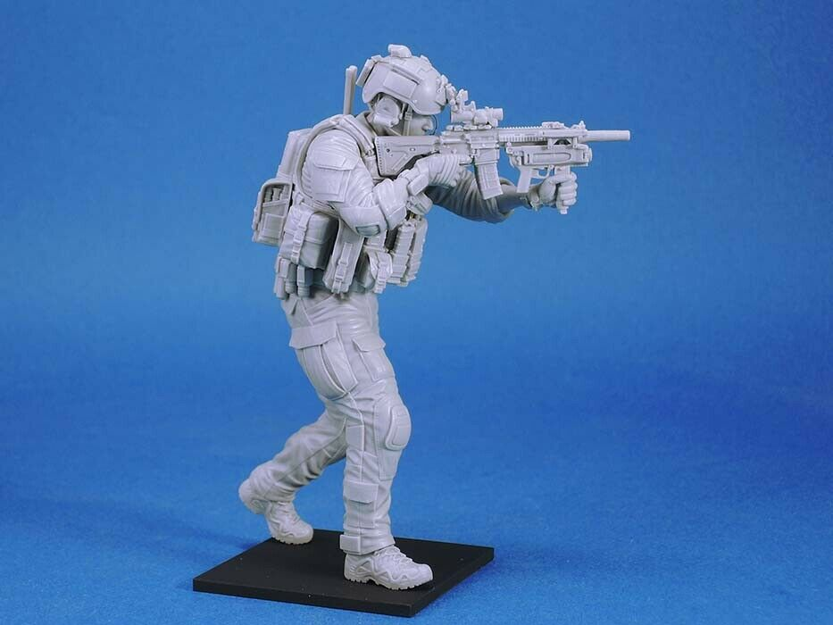 Legend Production, LF3D16001, US NAVY SEAL Team Operator (1 16 Scale)