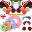 Pompom-Pom-Pom-Maker-Fluff-Ball-Weaver-Knitting-Needle-DIY-Tool-Kit-Bobble-Craft thumbnail 1