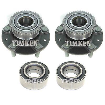 Timken HA590360 Wheel Bearing and Hub Assembly