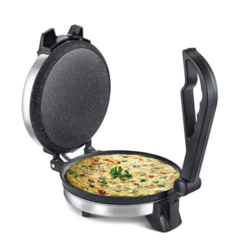Prestige Roti Maker PRM 5.0 With Demo CD Unique Curved Surface Multi Purpose