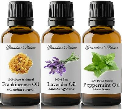 Essential Oils 30 mL (1 oz) - 100% Pure and Natural - Therapeutic Grade Oil!