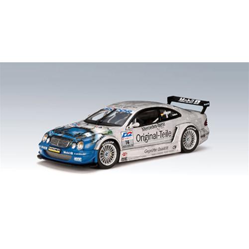 MERCEDES CLK DTM '01 N.14 1:43 AutoArt Auto Competizione Die Cast Modellino