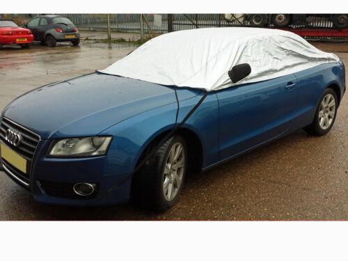 Audi A5 Coupe /& Cabrio 2007 onwards Half Size Car Cover