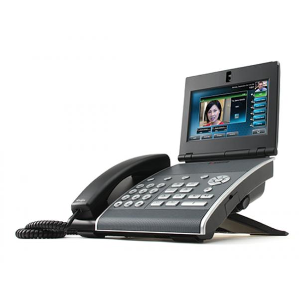 Polycom VVX 1500 Business Media teléfono teléfono teléfono con cámara web pantalla de vídeo y telefonía 75f89e